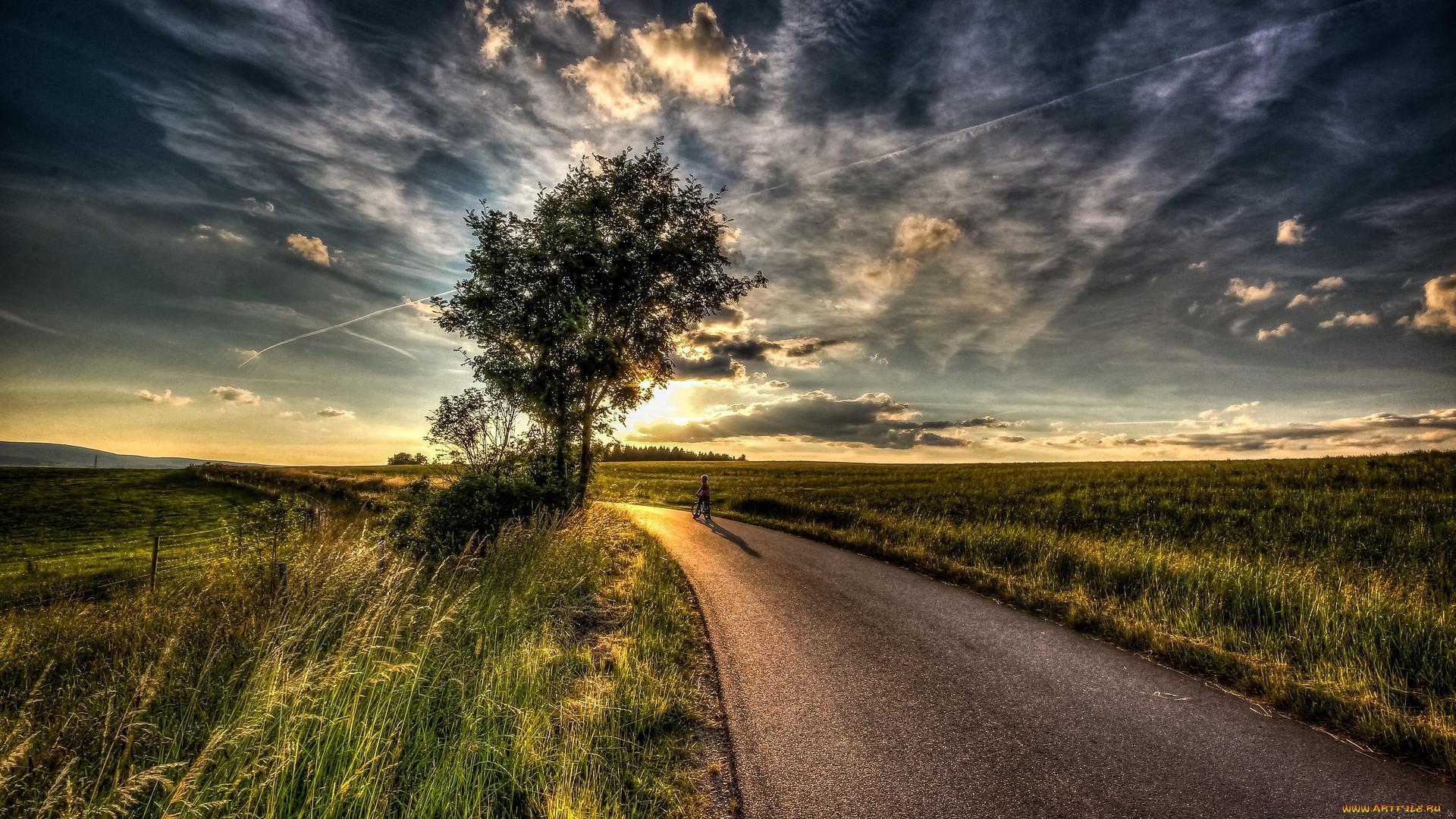 всех красивые картинки дорога пейзаж салтыкова родилась